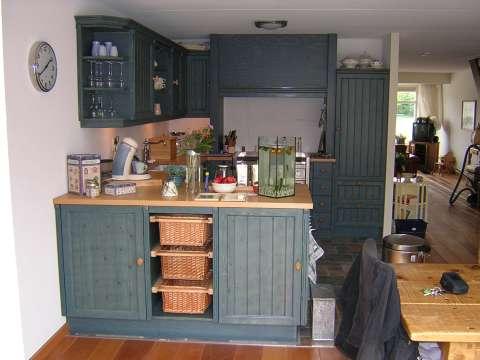 donkere keuken lichte vloer beste ideen over huis en interieur. Black Bedroom Furniture Sets. Home Design Ideas